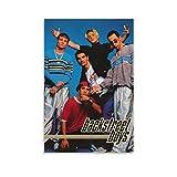 ZXCMNB Music Poster Singer Backstreet Boys - 副本