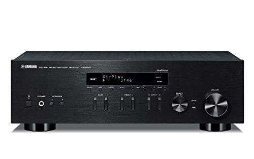 Yamaha R-N303D HiFi Receiver DLNA AirPlay DAB MusicCast schwarz