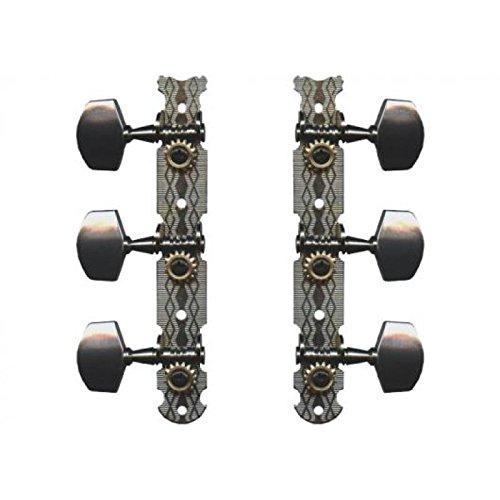 Kit de clavijas de afinación para guitarra clásica. tanto puente ...