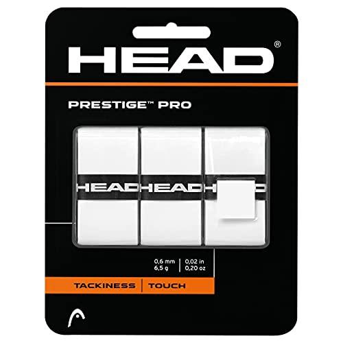 HEAD Prestige PRO, Tennis Accessori Unisex Adulto, White, One Size