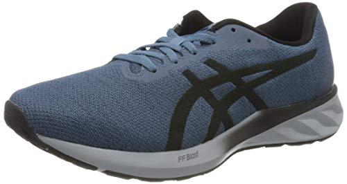Asics Roadblast, Sneaker Hombre, Grey Floss/Black, 45 EU