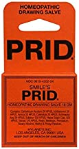 Smile's Prid Homeopathic Drawing Salve 18 g (Value Pack of 5)