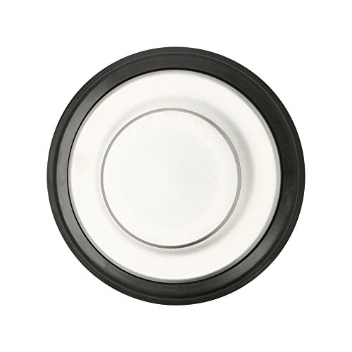 Sink Stopper 3 3/8 inch (8.57 CM), Compatible with #STP-SS Brushed/Stainless Steel Kitchen Sink Garbage Disposal Drain Stopper - Fits Kohler, Insinkerator, Waste King