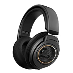 All new Philips SHP9600 with the perfect blend of performance, comfort, and quality Open-back design with spacious sound. Ideal for listening to your favorite music everyday at home Perfectly tuned 50 mm drivers deliver crisp bass, balanced midrange,...