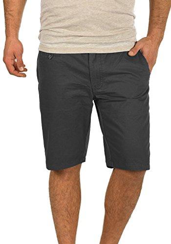 BLEND Sasuke Herren Chino Shorts kurze Hose, Größe:XL;Farbe:Phantom Grey (70010)