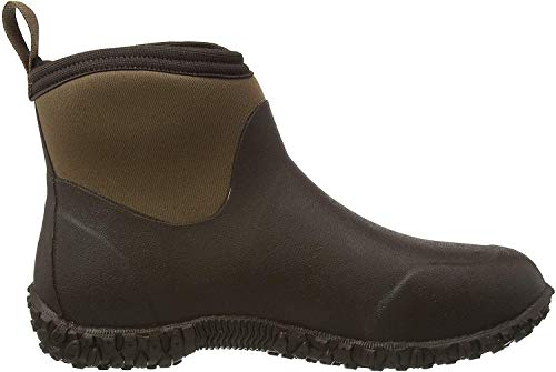 Mucktser ll Ankle-Height Men's Rubber Garden Boots review