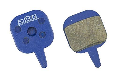A2Z - FASTOP A2FRAZ700 - Pastillas de Freno orgánicas para