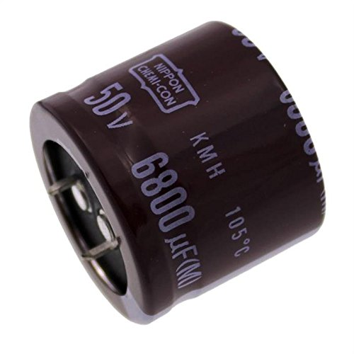 2x Chimique Condensateur 680µF 400V 105°C ; KMH400VN681M35X80T2 ; 680uF