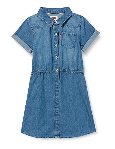 Levi's Kids LVG Woven Dress C989, Milestone, 14 Ans Fille
