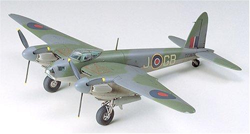 タミヤ 1/72 ウォーバードコレクション No.53 イギリス空軍 デ・ハビランド モスキート B Mk.IV/PR MkIV プ...