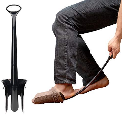 STAUBER Best Sock Aid + Shoe Horn