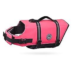 vivaglory dog life jacket