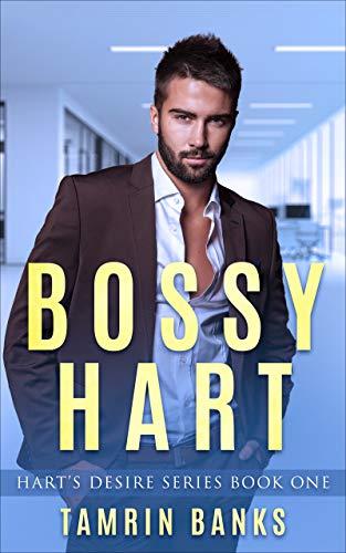 Bossy Hart: A Valentine's instalove curvy younger woman older alpha male novella (Hart's Desire Series Book 1)