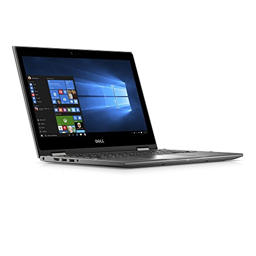 """Dell i5378-3031GRY-PUS Inspiron, 13.3"""" 2-in-1 Laptop (7th Gen Core i3 (up to 2.40 GHz), 4GB, 1TB HDD), Intel HD Graphics 620, Theoretical Gray"""