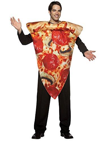 Rasta Imposta Déguisement Tranche De Pizza - Adulte Taille : L