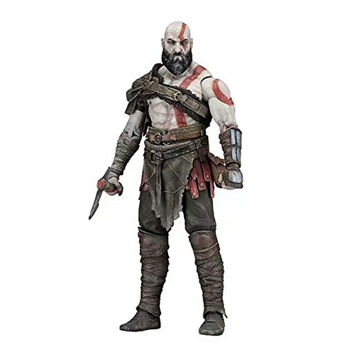 Collectible Figure Kratos God of War SammelfigurenModel Figur Spielzeug Statue Boxed 18cm
