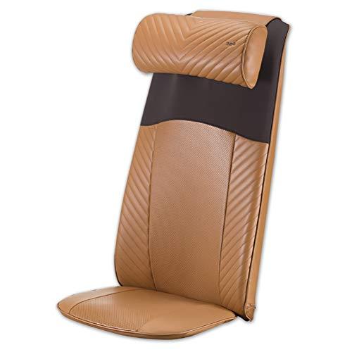 WYXR Cojín de masaje Shiatsu con calor profundo para el coche, la oficina