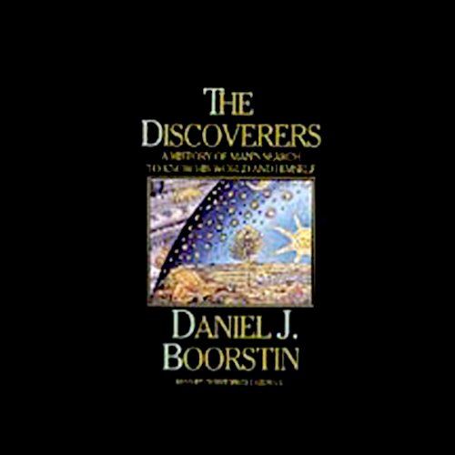 Couverture de The Discoverers