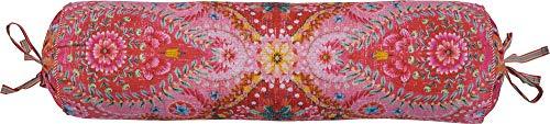 PIP Studio Nackenrolle Sultans Carpet | rot - 22 x 70