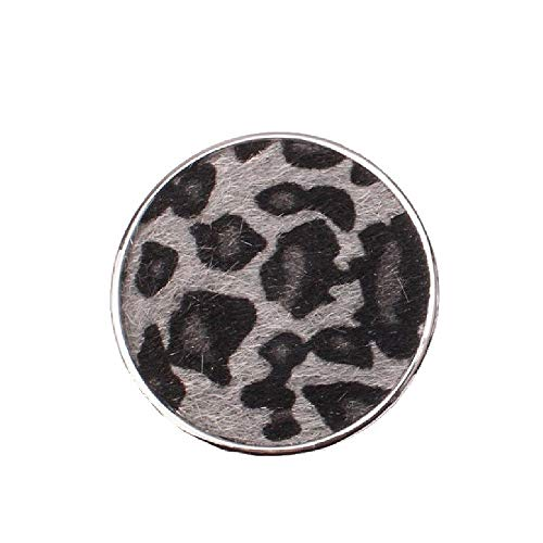Brooch Magnetic Brooch Fur Grey Scarf Clip Clothing Poncho Bags Boots Textile Jewellery