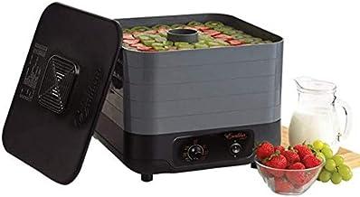 , Facile à usage domestique propres légumes viande fruits secs Sèche-linge Machine avec thermostat commande 35-74 ℃ sèche ...