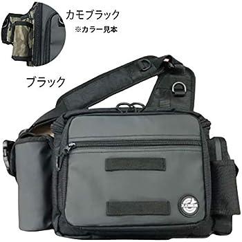 がまかつ(Gamakatsu) ランガンショルダーバッグLE301 カモブラック.