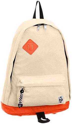 [チャムス] Classic Day Pack Sweat Nylon CH60-0681 ホワイトシェルレッドコーラル