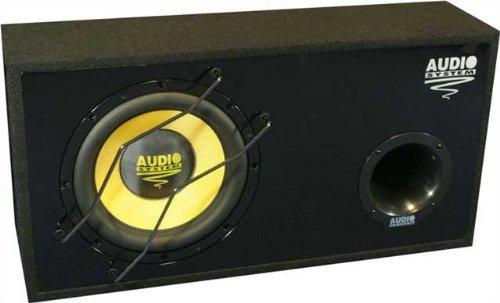 Audio System X-ION 12-900 Plus BR - 30cm Gehäuse-Subwoofer