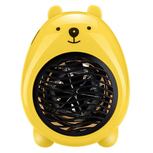 Mini Heater,Portable Electric Fan,Home Office Indoor Use