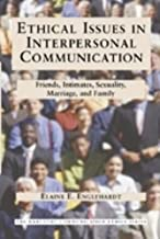 Best ethical issues in interpersonal communication Reviews