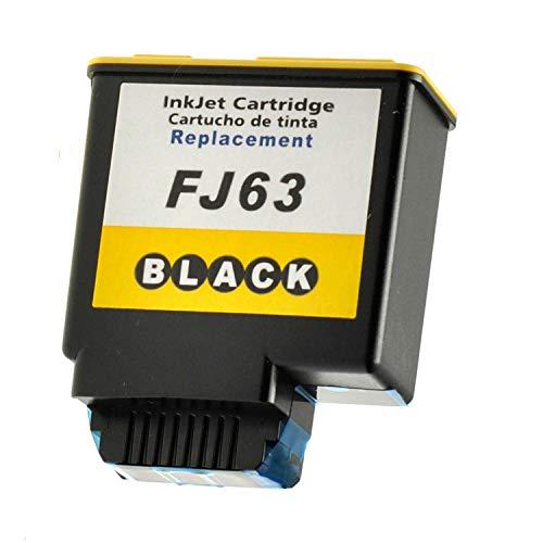 Tintenpatrone für Olivetti FJ-63 - Schwarz, kompatibel