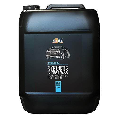 ADBL Synthetic Wachs Sprühwachs Synthetic Detailer Schnellwachs Autowachs (5 Liter)