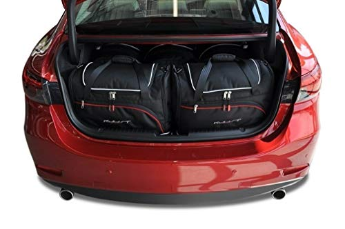 KJUST Set de Sacs de Voiture 5 pièces Compatible avec Mazda 6 Limousine 2012 -
