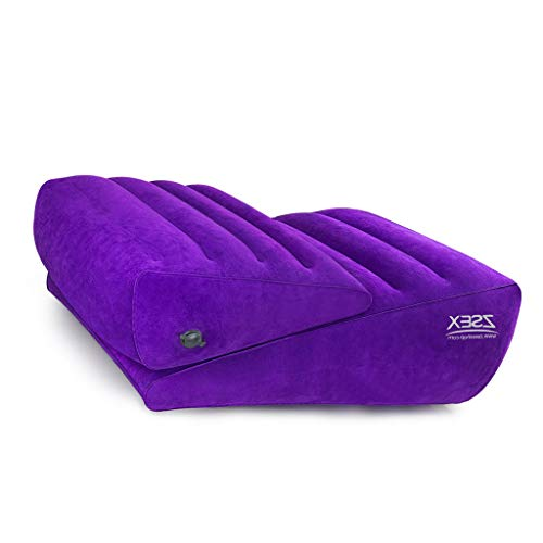 UITAB Deeper Position Soft Pillow Sẹx Pillow Adult Aid Cushion Multifunctional Inflatable Position Sẹxy Pillow Men Women Couples Best Gift for Couple/Lover