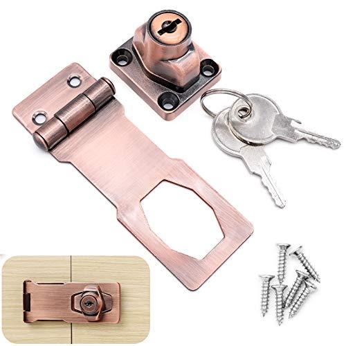 Sistema di sicurezza con viti per cassette di legno, cassetti e mobili