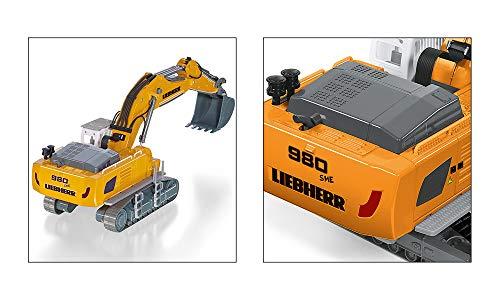 RC Auto kaufen Baufahrzeug Bild 6: Siku 6740 - Liebherr R980 SME Raupenbagger Fahrzeuge*