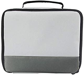 حقيبة للاجهزة الصغيرة قماش من كايول - لون رمادي