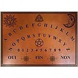 Planche de ouija pour communication avec fantômes