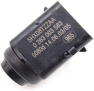 Haimall NEW 5HX08TZZAA PDC PARKING SENSOR BACKUP FIT CHRYSLER 300 300C DODGE MAGNUM CHARGER 300C JEEP COMMANDER Grand Cherokee Parking Sensor PDC Reverse 12787793 0263003208