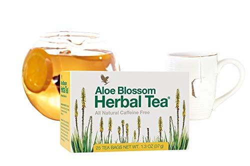 Aloe Blossom Herbal Tea® Aufgussgetränk aus Aloe-Vera-Blüten