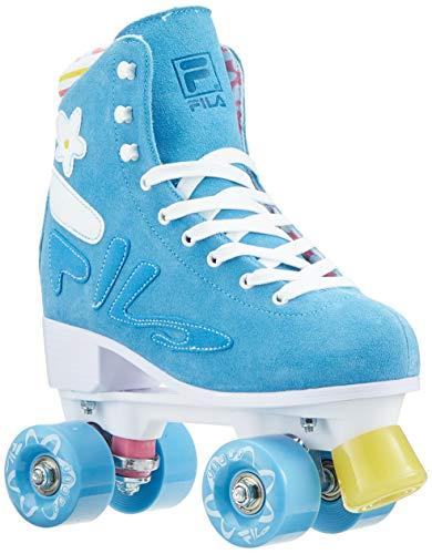 Fila Damen Fleur HELLBLAU Roller Skate, 39