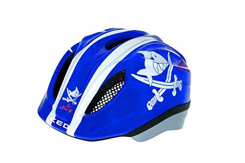 KED Meggy Original Helm Capt'n Sharky blue Kopfumfang 46-51 cm 2015