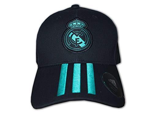 adidas Real Madrid 3S Capello, Nero (Nero/Arraer), OSFM