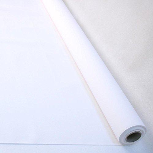 Duni Tischtuchrolle - uni, 1,25 x 10 m, weiß