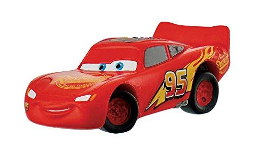 Bullyland- Cars 3 Saetta McQueen Figurina, Colore Rosso, 12798