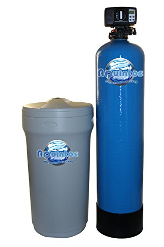MEB 400 Einzel-Enthärtungsanlage-Wasserenthärtungsanlage-Entkalkungsanlage-Weichwasseranlage-Wasserenthärter mit separatem Salz,- Solebehälter