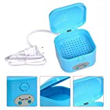 Timing Dryer Box 110V, Digital Hearing Aid Dryer Drying Case Dehumidifier Hour Timer Electric for Storage Overnight Dry Box Headphone Assistance