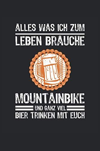 Fahrrad Notizbuch: Lustiges Fahrrad Sprüche Notizbuch, Planer, Journal, Geschenk 6