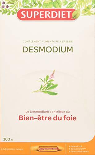 Superdiet Desmodium - 20 Ampollas