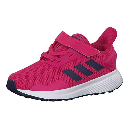 Adidas Duramo 9 I, Zapatillas de Estar por casa Bebé Unisex, Multicolor (Ftwbla/Magrea/Azuosc 000), 20 EU